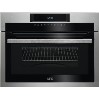AEG Solo Microwave & Grill Compact Oven KME721000M